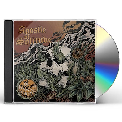 APOSTLE OF SOLITUDE OF WOE & WOUNDS CD