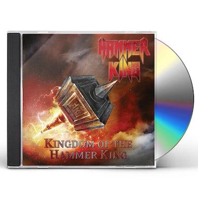 KINGDOM OF THE HAMMER KING CD