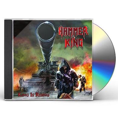 HAMMER KING KING IS RISING CD
