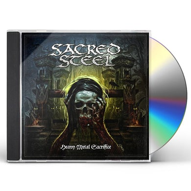 Sacred Steel HEAVY METAL SACRIFICE CD