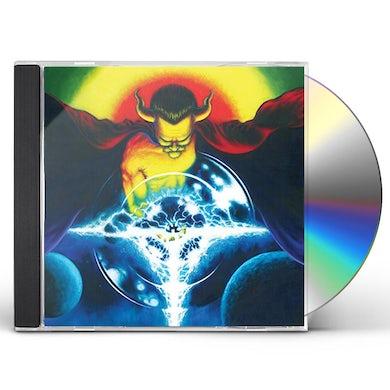 INTO A DARK DIVINITY CD