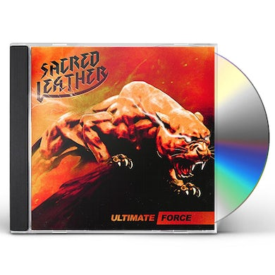 Sacred Leather ULTIMATE FORCE CD