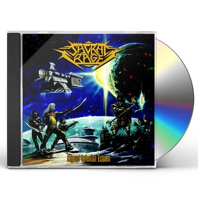 BEYOND CELESTIAL ECHOES CD