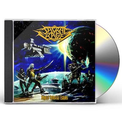 Sacral Rage BEYOND CELESTIAL ECHOES CD