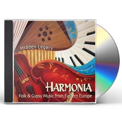 Harmonia HIDDEN LEGACY CD