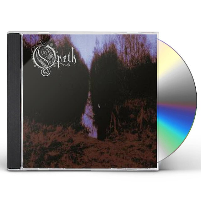 Opeth MY ARMS YOUR HEARSE CD