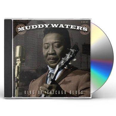 Muddy Waters KING OF CHICAGO BLUES CD
