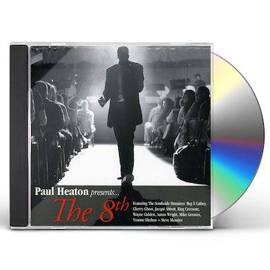 Paul Heaton PRESENTS THE 8TH CD