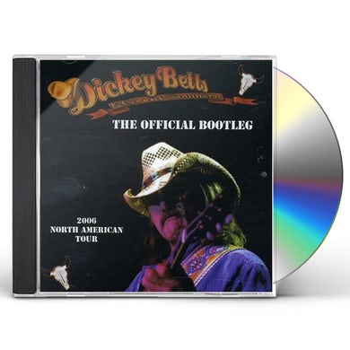Dickey Betts OFFICAL BOOTLEG CD