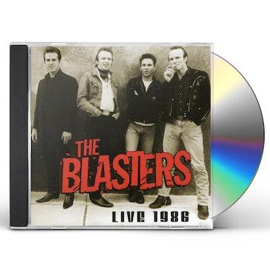 Blasters LIVE 1986 CD