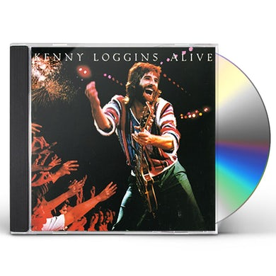 Kenny Loggins ALIVE CD