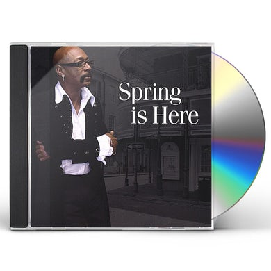 spring IS HERE CD