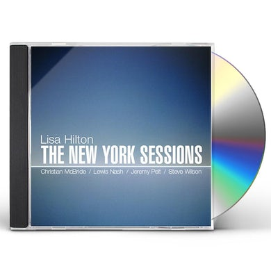 Lisa Hilton NEW YORK SESSIONS CD