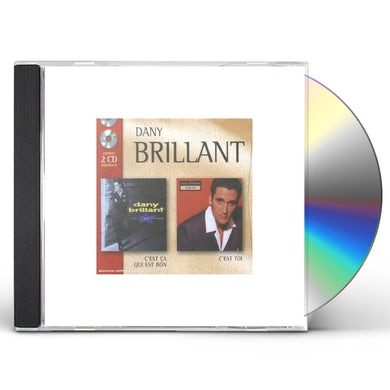 Dany Brillant C'EST CA QUI EST BON-C'EST TO CD