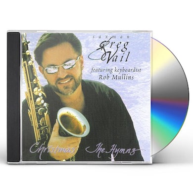 Greg Vail CHRISTMAS THE HYMNS CD