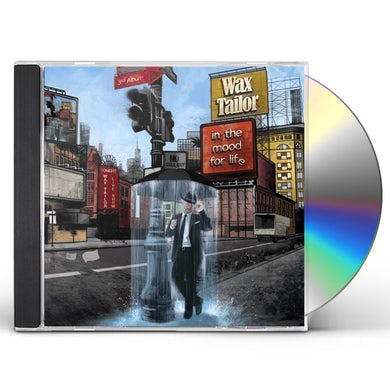 Wax Tailor IN THE MOOD FOR LIFE CD