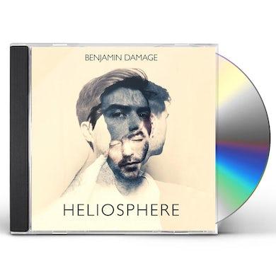 Benjamin Damage HELIOSPHERE CD