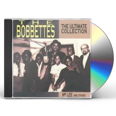 Bobbettes ULTIMATE COLLECTION 34 CUTS CD