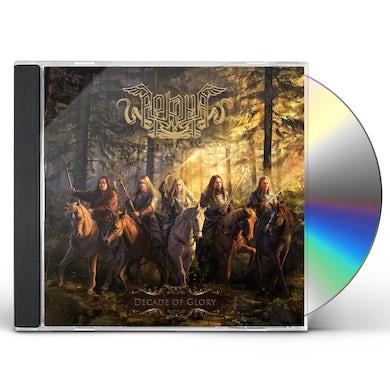 Arkona DECADE OF GLORY CD