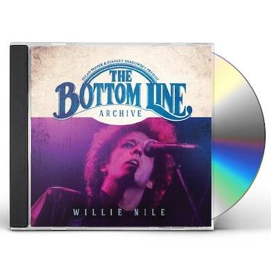 Willie Nile BOTTOM LINE ARCHIVE SERIES: (1980 & 2000) CD