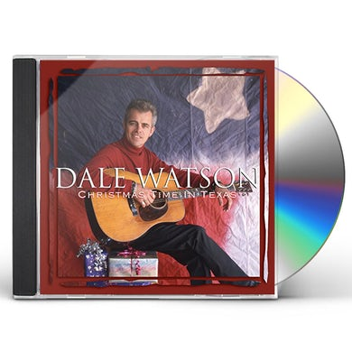 Dale Watson CHRISTMAS TIME IN TEXAS CD