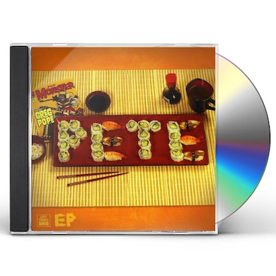 Greg Pope PETE CD