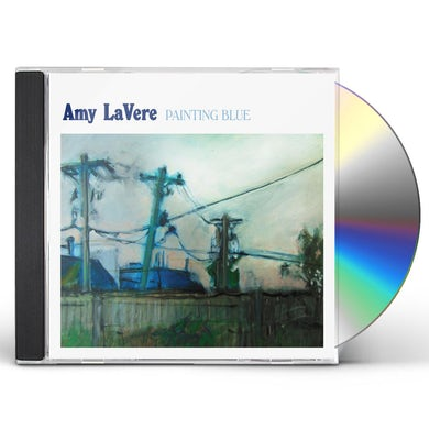 Amy Lavere PAINTING BLUE CD