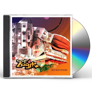 Drop Logik HOT BOX STUDIES CD