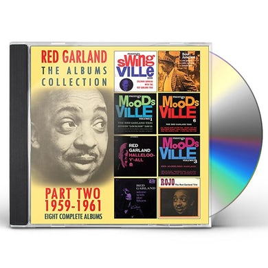 Red Garland ALBUMS COLLECTION PART TWO: 1959-1961 CD