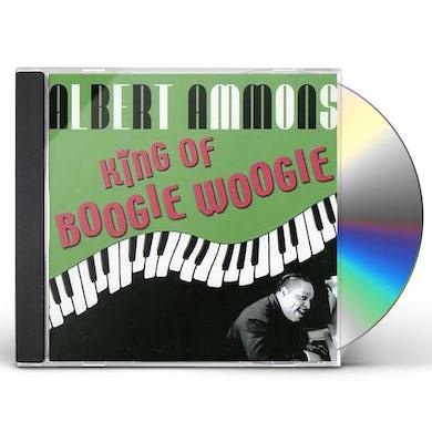 Albert Ammons KING OF BOOGIE WOOGIE CD