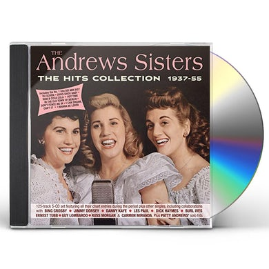 Andrews Sisters HITS COLLECTION 1937-55 CD