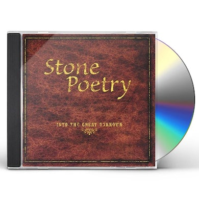 Stone Poetry INTO THE GREAT UNKNOWN CD