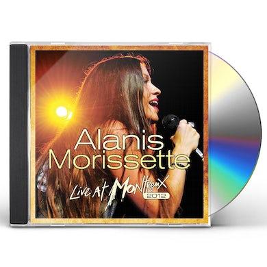 Alanis Morissette LIVE AT MONTREAUX 2012 CD