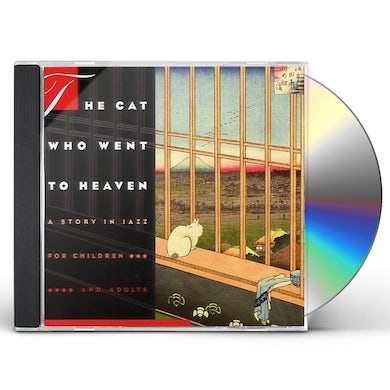 Nancy Harrow CAT WHO WENT TO HEAVEN CD