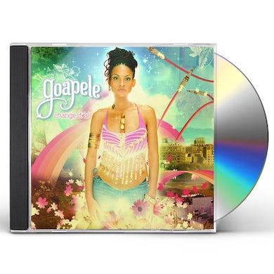 Goapele CHANGE IT ALL CD