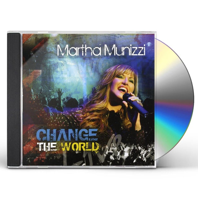 Martha Munizzi CHANGE THE WORLD CD