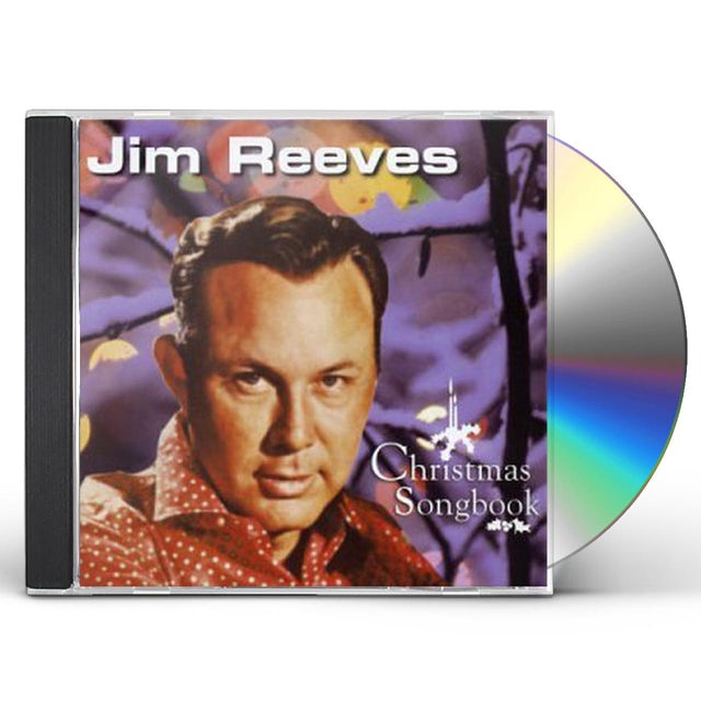 Jim Reeves CHRISTMAS SONGBOOK CD