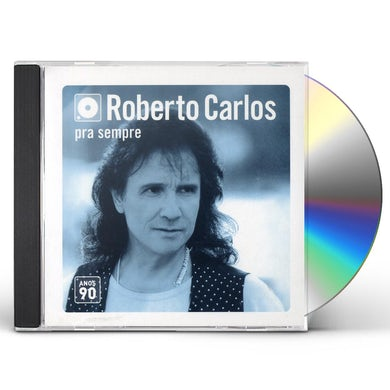Roberto Carlos BOX ANOS 90 CD