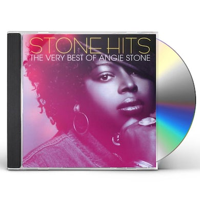 Angie Stone GREATEST HIT CD