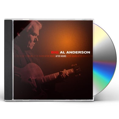 Al Anderson AFTER HOURS CD