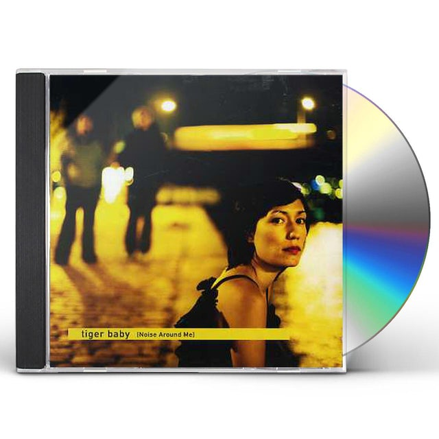 Tiger Baby NOISE AROUND ME CD