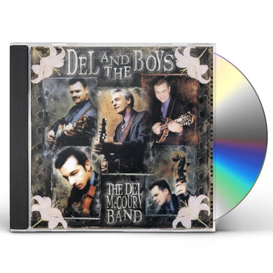Del Mccoury DEL & THE BOYS CD
