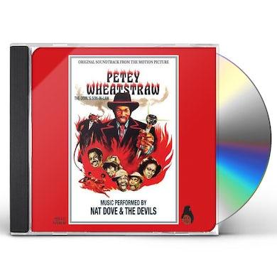 Rudy Ray Moore PETEY WHEATSTRAW / Original Soundtrack CD