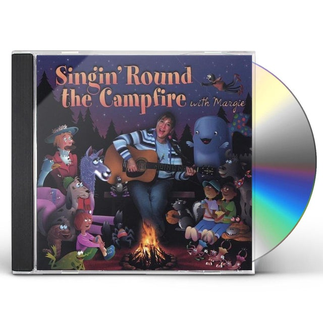 SINGIN ROUND THE CAMPFIRE WITH MARGIE CD