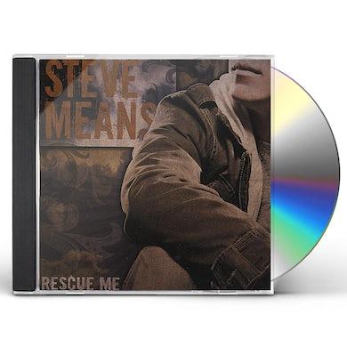 Steve Means RESCUE ME CD