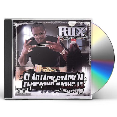 RUX FLAP JACK STACK'N WIT RUBBERBANDS & SYRUP CD