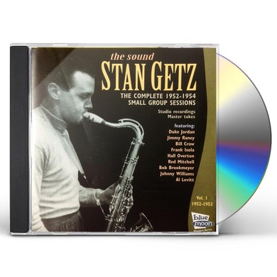 Stan Getz COMPLETE 1952-1954/1 CD