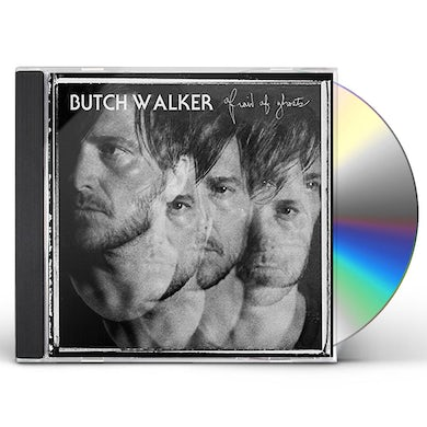 Butch Walker AFRAID OF GHOSTS CD