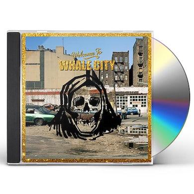 Warmduscher WHALE CITY CD