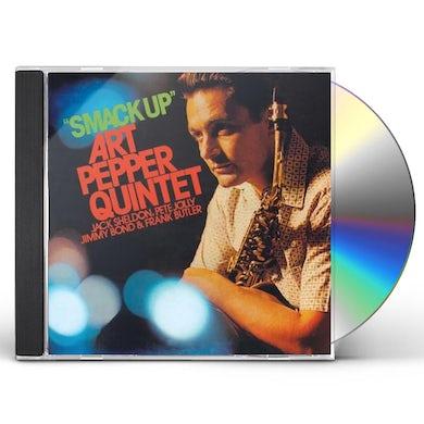 Art Pepper SMACK UP + 6 BONUS TRACKS CD